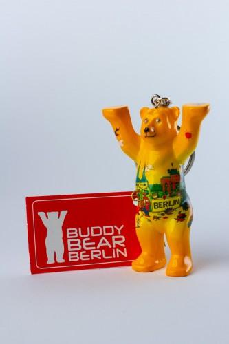 Key ring, Berlin Comic VI