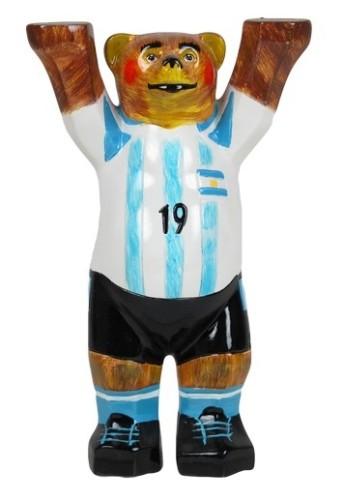 Buddy Bear WT- Argentina 12 cm