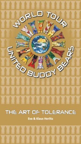 "Katalog ""United Buddy Bears - The Art of Tolerance on World Tour"" (2017)"