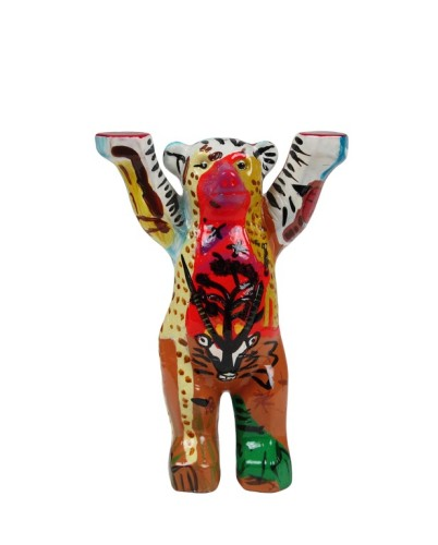 Rhino, Mini-Miniatur, 6 cm