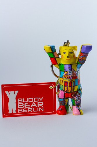 Schlüsselanhänger, Berlin Karree