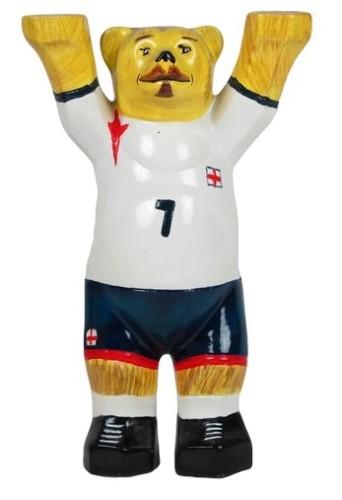Buddy Bear WT- England 12 cm