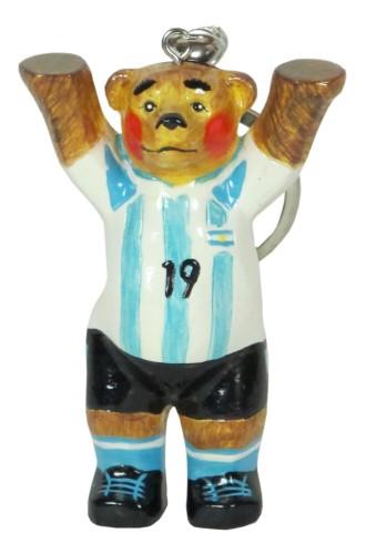 Schlüsselanhänger, WT-Kicker Argentina