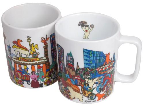 Coffee Mug Set Ku'damm (Set of 2 Mugs)