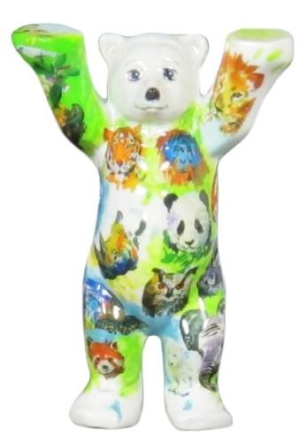 Wildlife Buddy Bear 6 cm