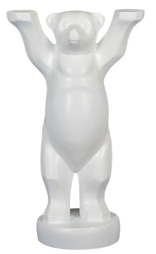 THE BUDDY BEAR TO DESIGN BY YOURSELF, 33 cm