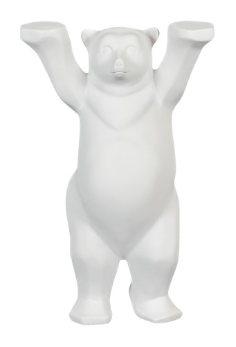 THE BUDDY BEAR TO DESIGN BY YOURSELF, 22 cm